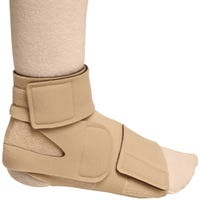 Medi Circaid Juxta-Fit Premium Interlocking Ankle Foot Wrap Beige
